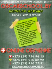Обучающие образовательные курсы «Оскар» в Борисове,  в Жодино