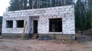 Фундамент для дома, бани, дачи