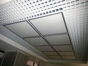 Монтаж потолка армстронг,  грильянто в Борисове